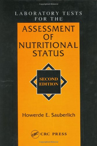 testing nutritional status book buyer's guide
