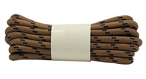 Black Couleur 120cm 2 Lacets Ronds Lacets Chaussures Lacets Temptation Randonnée Boot 49 Paires BPxrCwBq