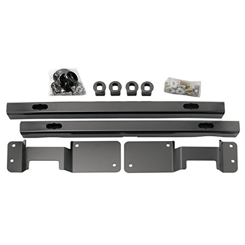 Reese 30078 Fifth Wheel Under-Bed Rail Kit by Reese