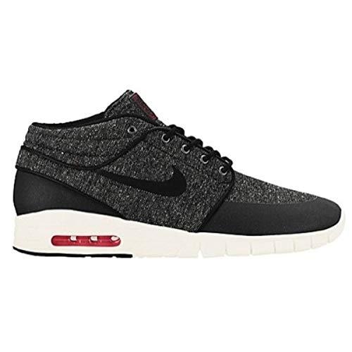 航海より財政(ナイキ) Nike SB メンズ スケートボード シューズ?靴 Janoski Max Mid [並行輸入品]