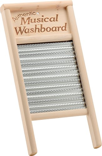 Thimble Wood (First Note FN75 Musical Washboard)