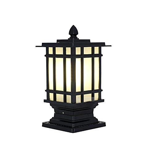 Outdoor Lighting For Brick Pillars in US - 4