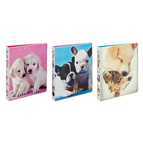 Avery Puppy Binder with 1