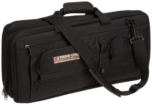 The Ultimate Edge 2001-EDB Deluxe Chef Knife Case, Black by The Ultimate Edge