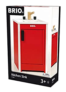 Amazon.com: BRIO Kitchen Sink: Toys & Games