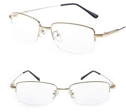 308ed29144 KOMNY Cambio de Color Moda Hombres Gafas de Lectura Hombre Inteligente Zoom  Doble luzProgressive Multi-