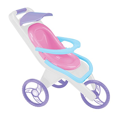 Cheap American Plastic Toy 3-in-1 Stroller supplier