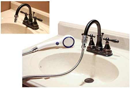 SmarterFresh Quick Connect Faucet Sprayer product image