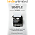 Why Simple Works: Or Why You Really Don't Need to Reinvent the Wheel