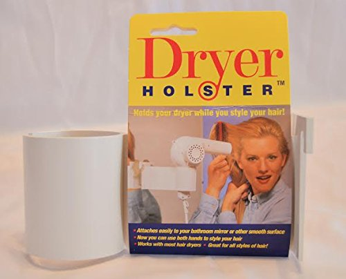 The Dryer Holster - The Best Portable Hands Free Hair Dryer