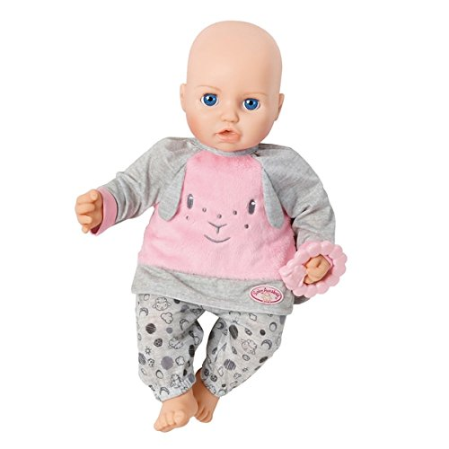 W/ 9 Functions New My First Baby Annabell Baby Fun Doll 700594 For Age 2+ Durable In Use