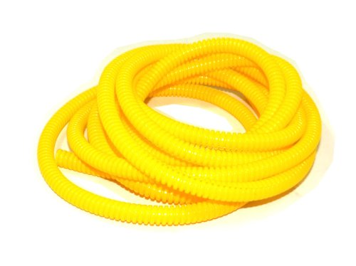 Taylor Cable 38095 Yellow Convoluted Tubing