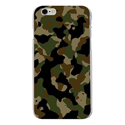 """Disagu Design Case Coque pour Apple iPhone 6s Plus Housse etui coque pochette """"Camouflage Grün"""""""