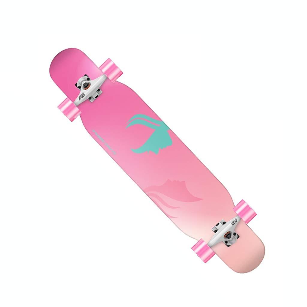 diseños exclusivos B TXFG Monopatín Longboard para la la la Ciudad y Parque rodamientos ABEC-7 Tabla Madera Arce para su elección (Color   B)  muy popular