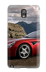 DYgGkdt6403TrZHY Snap On Case Cover Skin For Galaxy Note 3(future Car )