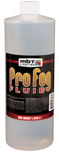 MBT Lighting FOGQ Professional Fog Fluid from MBT Lighting