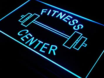 ADVPRO i313-b Open Fitness Center Gym Room New Neon Light Sign