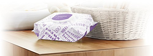 Amazon Elements Baby Wipes, Sensitive, 720 Count, Flip-Top Packs by Amazon Elements (Image #2)