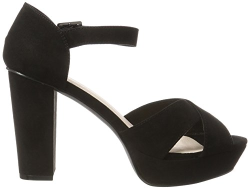 Bianco Clean Basic Sandal Jfm17 - Tacones Mujer negro