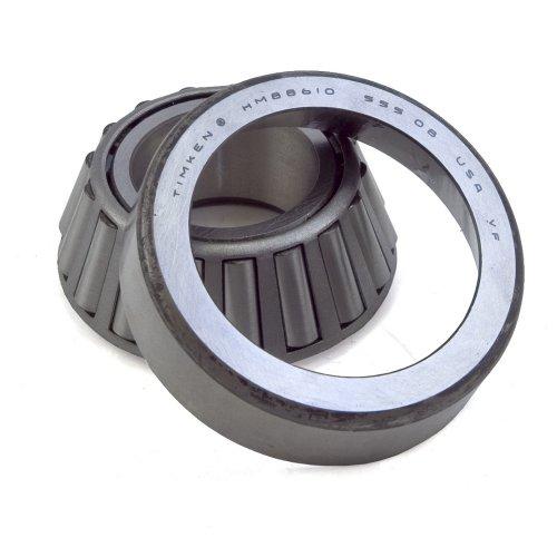Pinion Bearing Cup - Omix-Ada 16515.02 Pinion Bearing and Cup Kit
