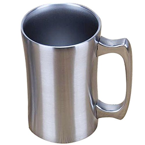 stainless steel 20 oz mug - 3