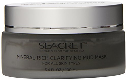 Dead Sea Mineral-rich Clarifying Mud Mask & Mineral Soap by Seacret