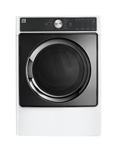 Kenmore Smart 91782 7.4 cu. ft. Gas Dryer with Accela Steam