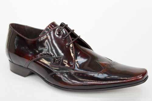 Jeffery West Black Line Gibson G0148T - chaussures brogues en cuir - hommes