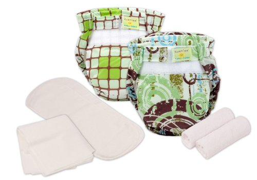 Kushies Reusable Ultra-lite Diapers Trial (Kushies Washable Diaper Liners)