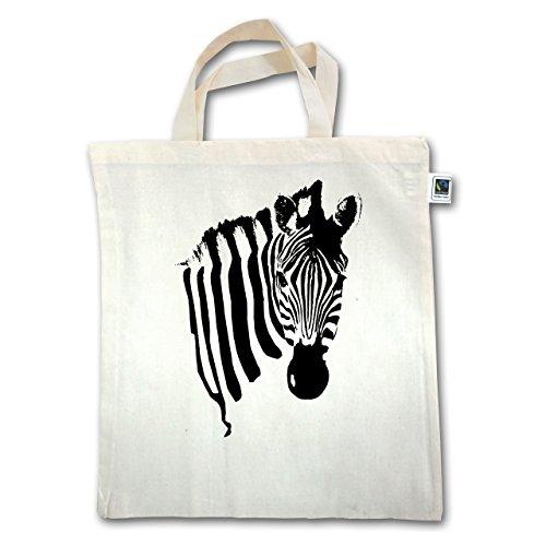 Deserto - Zebra - Unisize - Natural - Xt500 - Manico Corto In Juta