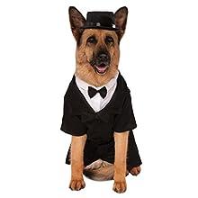 Rubie's Big Dog Dapper Dog Costume