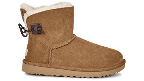 UGG Women's Adoria Tehuano Winter Boot, Chestnut, 10 B US (Boots For Women Online)