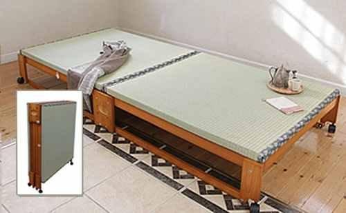 広島府中家具 折りたたみ畳   /ブラウンNK-2709 B00G6DMR06 ブラウン NK-2709