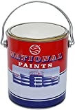 National Paint 800 White - Water Based 3.6L - NP-800-3.6