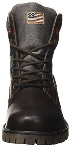 Uspolo Assn. Damen Schine Desert Boots Marrone (marrone Scuro)