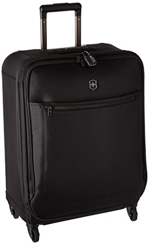 Victorinox Avolve 3.0 Medium Expandable Spinner, Black by Victorinox