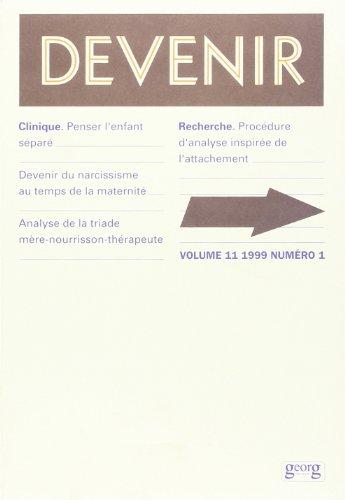 Devenir, volume 11