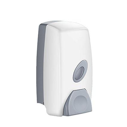 1000 ML Dispensador de jabón Montaje en la Pared Baño de Ducha Champú Dispensador Jabón Contenedor