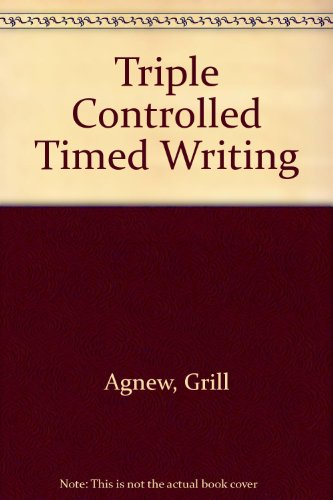 Triple-Controlled Timed Writings
