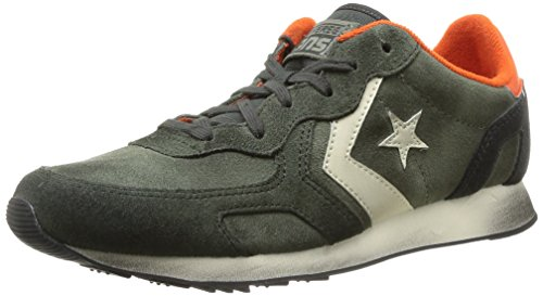 Converse adulto Sneaker Auckland loden Suede Green Unisex Ox Thyme Racer Green rZ1aAUr