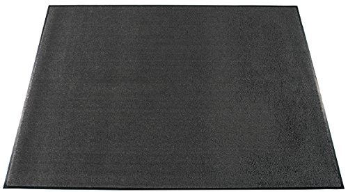 Americo Manufacturing 74906035 Sure Step Solution Dyed Nylon Surface Matting, 3' x 5', Charcoal by Americo Manufacturing