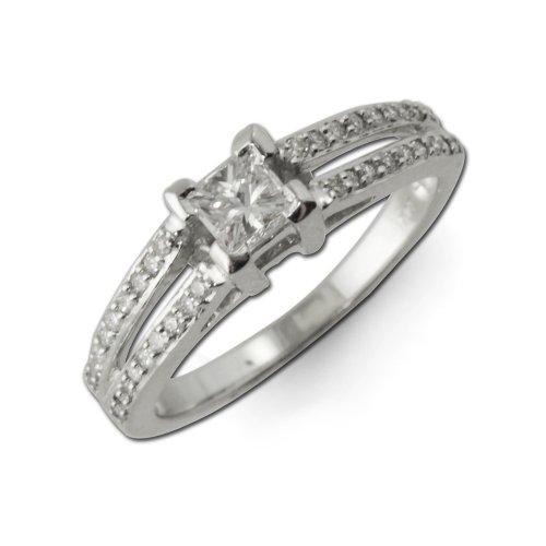 0.65 Ct Tw Diamonds - 8