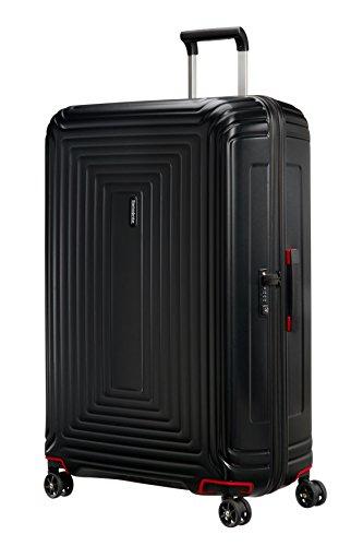 (Samsonite Suitcase, Matte Black)