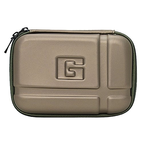 Vangoddy Premium Hard Shell Gun Metal EVA Protective Case for Voice Caddie Swing SC100 and SC200 Swing Caddie