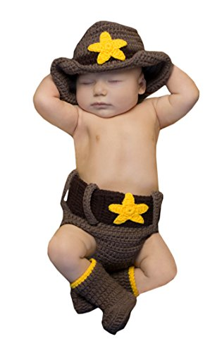 Baby Cowboy Up Costumes (Princess Paradise Baby's Cowboy Up, Brown, Infant)