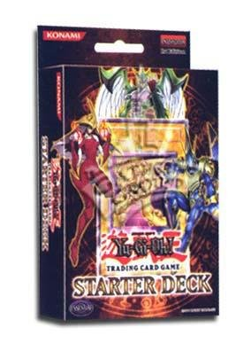 YuGiOh GX 2006 Starter Deck (Elemental Hero's Theme Deck)