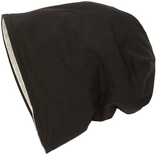 Reversible ht de Adulto 3886 Punto Gorro Jersey black Mehrfarbig Beanie grey Unisex MSTRDS 10377 EvnAaqxI