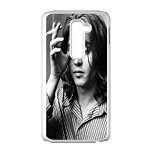 LG G2 Cell Phone Case White_Johnny Depp (4) Djevu