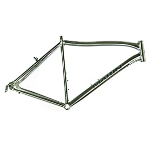 "15"" Marin Larkspur 26"" Hybrid / City MTB Bike Frame Brushed Alloy NOS New"