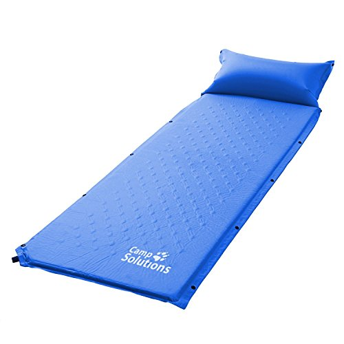 Camp Solutions Camping Self Inflating Sleeping Pad